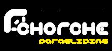 Logo Chorche paragliding
